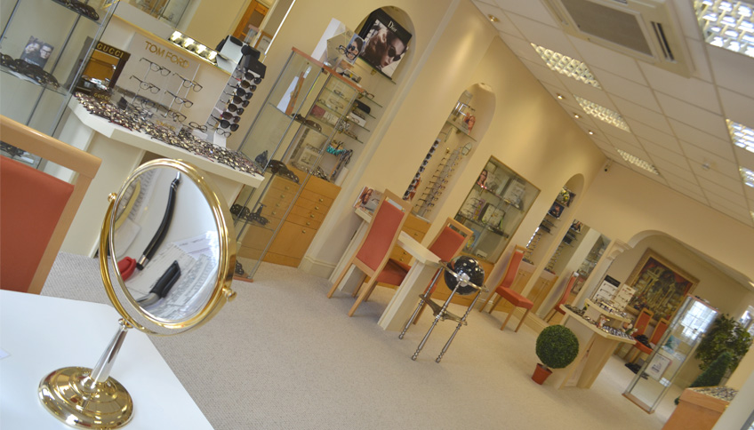 edwards and walker doncaster opticians